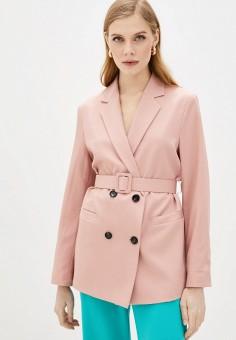 Жакет, Imperial, цвет: розовый. Артикул: IM004EWIWAD8. Одежда / Пиджаки и костюмы
