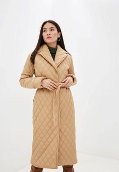 Куртка утепленная, Imocean, цвет: бежевый. Артикул: IM007EWHNGI5. Одежда / Верхняя одежда / Демисезонные куртки