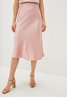 Юбка, Imocean, цвет: розовый. Артикул: IM007EWJCEM2. Одежда / Юбки