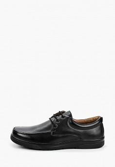 Туфли, Instreet, цвет: черный. Артикул: IN011AMIRCZ0. Обувь / Туфли