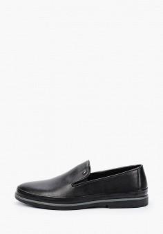Лоферы, Instreet, цвет: черный. Артикул: IN011AMIRCZ4. Обувь