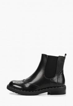 Ботинки, Instreet, цвет: черный. Артикул: IN011AWEKTT0. Обувь / Ботинки