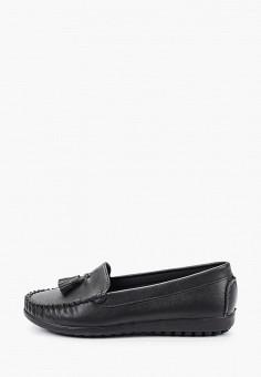 Мокасины, Instreet, цвет: черный. Артикул: IN011AWHIJG2. Обувь / Мокасины и топсайдеры