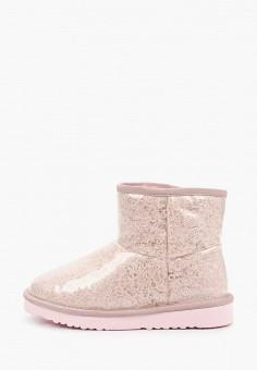 Полусапоги, Inuovo, цвет: розовый. Артикул: IN018AWKCJP0. Обувь / Сапоги / Угги и унты