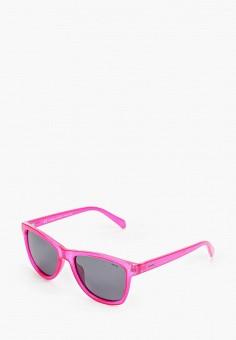 Очки солнцезащитные, Invu, цвет: розовый. Артикул: IN021DGIXPE8. Девочкам / Аксессуары