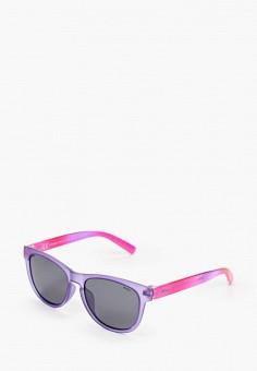 Очки солнцезащитные, Invu, цвет: фиолетовый. Артикул: IN021DGIXPF3. Девочкам / Аксессуары