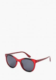 Очки солнцезащитные, Invu, цвет: красный. Артикул: IN021DGIXPF7. Девочкам / Аксессуары