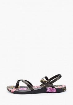 Сандалии, Ipanema, цвет: черный. Артикул: IP124AWIYKW5. Обувь / Резиновая обувь