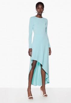 Платье, Ivyrevel, цвет: голубой. Артикул: IV006EWDNIR7. Одежда / Платья и сарафаны / Вечерние платья