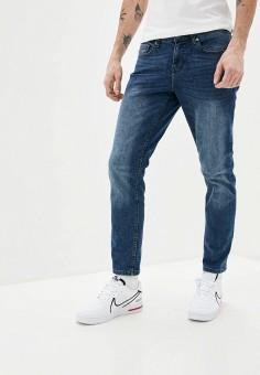 Джинсы, Izod, цвет: синий. Артикул: IZ003EMHPBN2. Одежда / Джинсы / Прямые джинсы