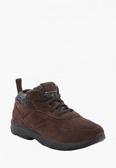 Ботинки, Jack Wolfskin, цвет: коричневый. Артикул: JA021ABFQDC6.
