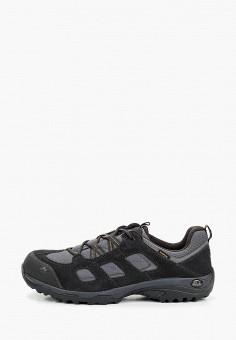 Ботинки трекинговые, Jack Wolfskin, цвет: черный. Артикул: JA021AMDZMJ9.
