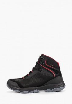 Ботинки трекинговые, Jack Wolfskin, цвет: черный. Артикул: JA021AMGGCX4.