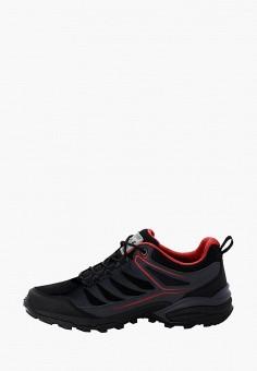 Ботинки, Jack Wolfskin, цвет: черный. Артикул: JA021AMINKE4. Обувь / Ботинки / Низкие ботинки
