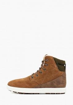 Ботинки, Jack Wolfskin, цвет: коричневый. Артикул: JA021AWGGHQ1.