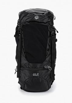 Рюкзак, Jack Wolfskin, цвет: черный. Артикул: JA021BUDZMX4. Аксессуары / Рюкзаки / Рюкзаки
