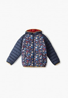 Куртка утепленная, Jack Wolfskin, цвет: синий. Артикул: JA021EGFQDB5.
