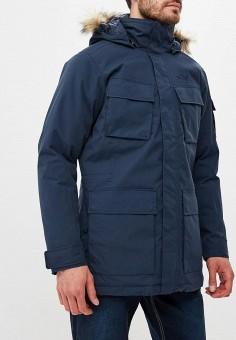 Куртка утепленная, Jack Wolfskin, цвет: синий. Артикул: JA021EMCOGJ3.