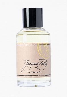 Парфюмерная вода, Jacques Zolty, цвет: прозрачный. Артикул: JA034LWELVE1. Красота