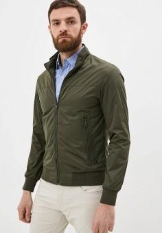 Ветровка, Jackets Industry, цвет: хаки. Артикул: JA036EMJIPN3. Одежда / Верхняя одежда / Легкие куртки и ветровки