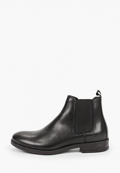 Ботинки, Jack & Jones, цвет: черный. Артикул: JA391AMJYDI5. Обувь