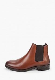 Ботинки, Jack & Jones, цвет: коричневый. Артикул: JA391AMJYDI6. Обувь / Ботинки