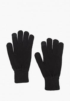 Перчатки, Jack & Jones, цвет: черный. Артикул: JA391DMFKEB6. Аксессуары / Перчатки и варежки