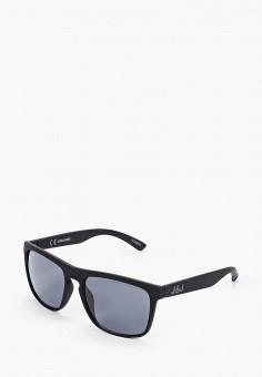 Очки солнцезащитные, Jack & Jones, цвет: черный. Артикул: JA391DMIYNB3. Аксессуары