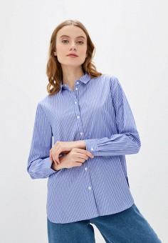Рубашка, Jacqueline de Yong, цвет: голубой. Артикул: JA908EWHISF7. Одежда / Блузы и рубашки