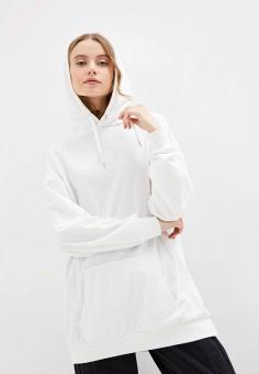 Худи, Jacqueline de Yong, цвет: белый. Артикул: JA908EWHITI4. Одежда / Толстовки и свитшоты