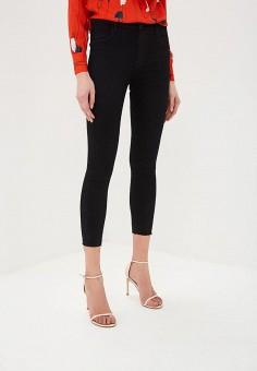 Джинсы, J Brand, цвет: черный. Артикул: JB001EWEKYC1. Одежда / Джинсы / Узкие джинсы