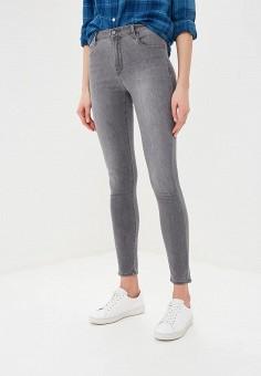 Джинсы, J Brand, цвет: серый. Артикул: JB001EWEKYC2. Одежда / Джинсы / Узкие джинсы