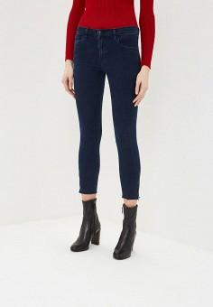 Джинсы, J Brand, цвет: синий. Артикул: JB001EWEKYC3. Одежда / Джинсы / Узкие джинсы