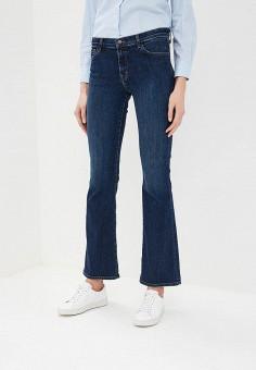 Джинсы, J Brand, цвет: синий. Артикул: JB001EWEKYC7. Одежда / Джинсы / Узкие джинсы