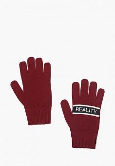 Перчатки, J.B4, цвет: бордовый. Артикул: JB003DUGSAO6. Аксессуары / Перчатки и варежки