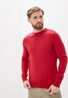 Джемпер, J. Hart & Bros, цвет: красный. Артикул: JH001EMIELB0. Одежда / Джемперы, свитеры и кардиганы / Джемперы и пуловеры