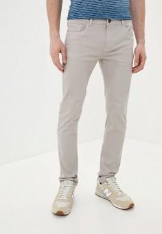 Брюки, J. Hart & Bros, цвет: серый. Артикул: JH001EMIELE3. Одежда