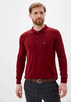 Поло, Jimmy Sanders, цвет: бордовый. Артикул: JI006EMIQYZ5. Одежда / Футболки и поло / Поло
