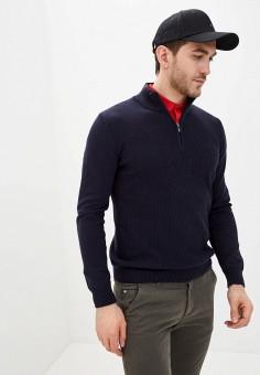 Джемпер, Jimmy Sanders, цвет: синий. Артикул: JI006EMIQZA1. Одежда / Джемперы, свитеры и кардиганы / Джемперы и пуловеры
