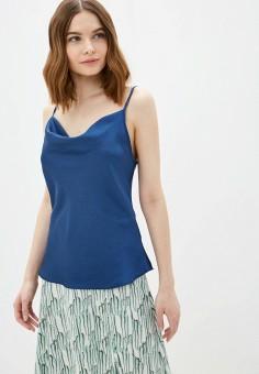 Топ, Jimmy Sanders, цвет: синий. Артикул: JI006EWIQZQ9. Одежда / Топы и майки