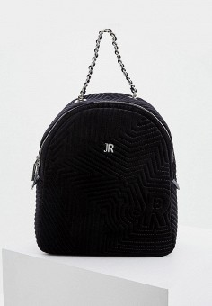 Рюкзак, John Richmond, цвет: черный. Артикул: JO003BWGGGH5. Аксессуары / Рюкзаки