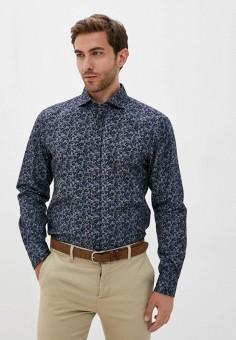 Рубашка, Joop!, цвет: синий. Артикул: JO006EMKEVA4. Одежда / Рубашки / Рубашки с длинным рукавом
