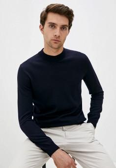 Джемпер, Joop!, цвет: синий. Артикул: JO006EMKEVC1. Одежда / Джемперы, свитеры и кардиганы / Джемперы и пуловеры