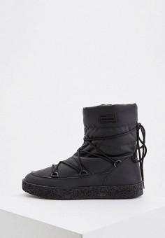 Дутики, Jog Dog, цвет: черный. Артикул: JO019AMGBVO5. Обувь / Сапоги  / Дутики и луноходы