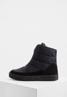 Дутики, Jog Dog, цвет: черный. Артикул: JO019AMGBVS8. Обувь / Сапоги  / Дутики и луноходы