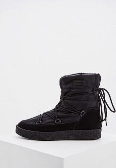 Дутики, Jog Dog, цвет: черный. Артикул: JO019AMGBVT0. Обувь / Сапоги  / Дутики и луноходы