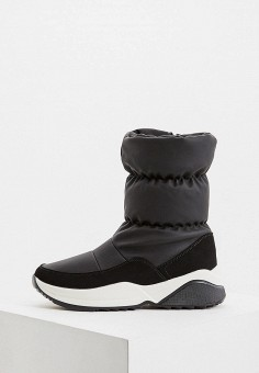 Дутики, Jog Dog, цвет: черный. Артикул: JO019AWGBVN0. Обувь / Сапоги / Дутики