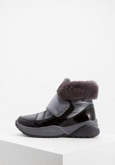 Дутики, Jog Dog, цвет: серебряный. Артикул: JO019AWGBVQ2. Обувь / Сапоги / Дутики