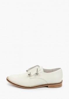 Ботинки, Jonak, цвет: белый. Артикул: JO028AWIUBV0. Обувь / Ботинки