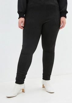 Леггинсы, Junarose, цвет: черный. Артикул: JU008EWFPEC3. Одежда / Брюки / Леггинсы